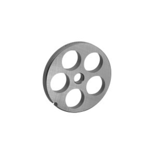 Picture of Alfa International L and W Chopper Plate Hub Size 12 3/4 In. Hole Size Made Of Chrome/Vanadium Alloy Steel Maximum Number Of Holes Are Drilled (Made In Germany)