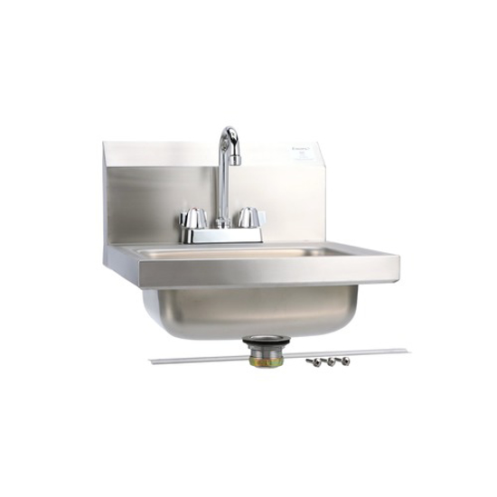 Picture of Component Hardware  Encore Wall Mount Type 304 Series Stainless Steel Hand Sink