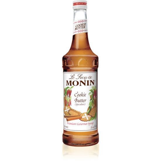Picture of MONIN   COOKIE BUTTER SYRUP