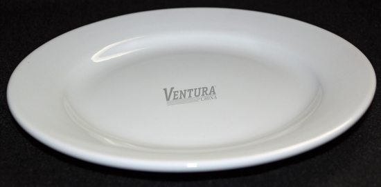 Picture of FEB Lincoln VENTURA CHINA Wide Rim Rolled Edge Ultra White Medium Weight