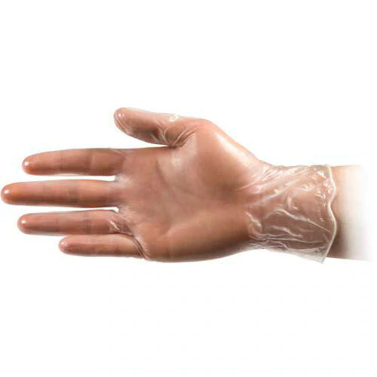 Picture of FEB Clear Vinyl Gloves