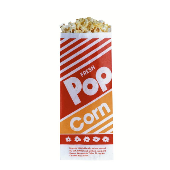 Picture of Gold Medal #2 Size Popcorn Bags