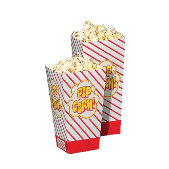 Picture of Gold Medal Popcorn Boxes 1.75 Oz. Box #