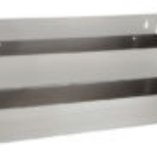 Picture of Winco 22  inches  Double Bar Speed Rail  S/S
