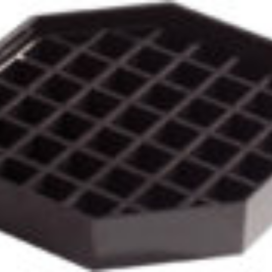 Picture of Winco Drip Trays  4-1/2  inches  X 4-1/2  inches   4-Pcs/Pk