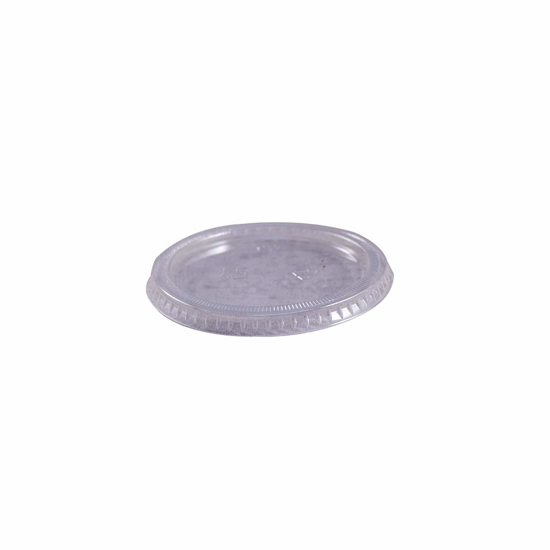Picture of EPCLID3 Empress Lid for 3.25oz, 4oz and 5.5oz Plastic Portion Cup 50 / 50 cs